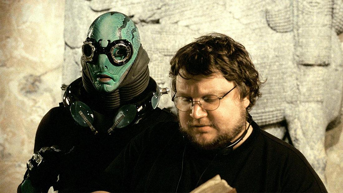 Working with Guillermo Del Toro || Guillermo Navarro