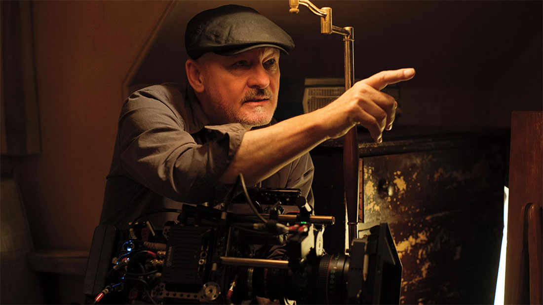 My Cinematography Method || Barry Ackroyd || Spotlight