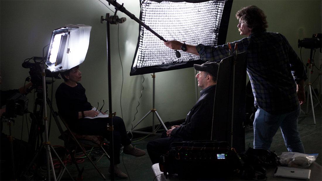 The Documentary Cinematographer    Spotlight