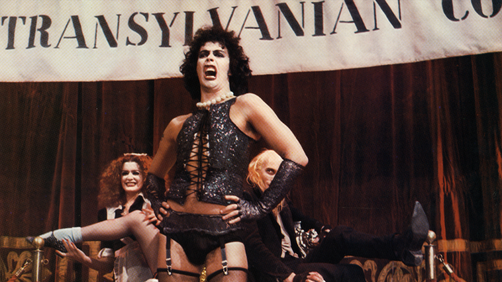 The cinematography of The Rocky Horror Picture Show    Terry Ackland-Snow and Peter Suschitzky