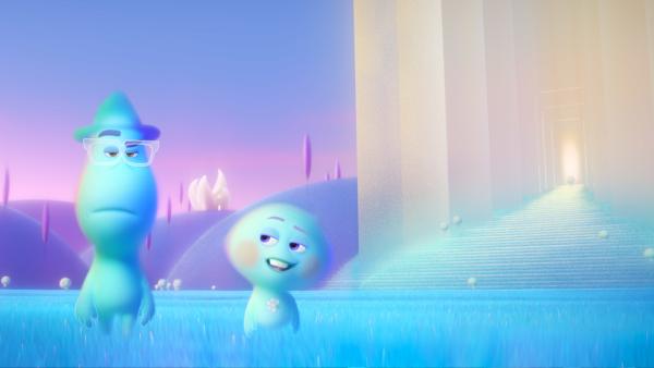 Pixar's Soul   Oscars 2021 Exclusive Interview